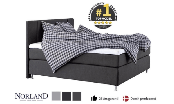 Dreamline Luksus Komfort 160x200 cm