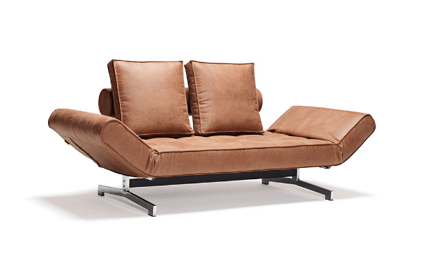 Ghia Chrome Sofa Bed