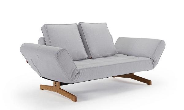 Ghia Wood Sofa Bed