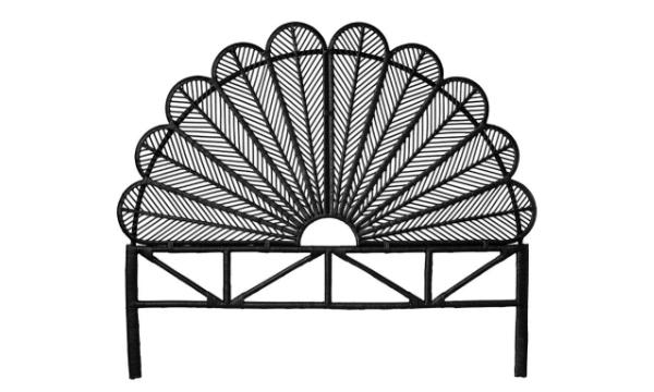 Living&more sengegavl Peacock Sort