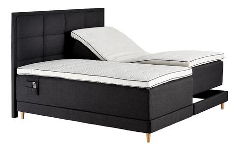 Norlund Luksus EL Box 2D seng