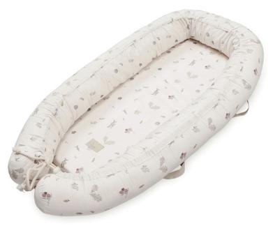 Cam Cam babynest Fawn – tidløst design og lang holdbarhed