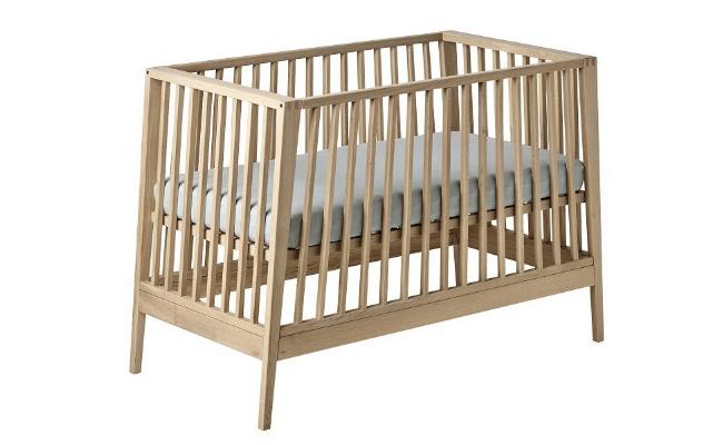 Linea by Leander babyseng (massiv eg)
