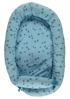Småfolk Juniorrede Air Blue – til dit barn, når det er vokset ud af sin babynest