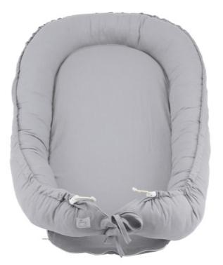 Vanilla Babynest Grey – giver dit barn trygge rammer som i livmoderen