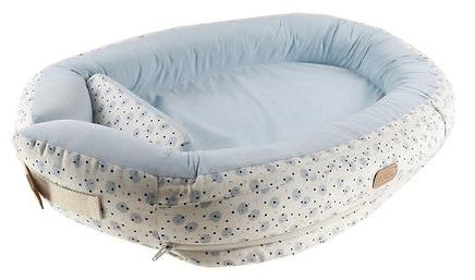 Voksi Nest Premium Blue Moon – de bedste materialer til dit barn
