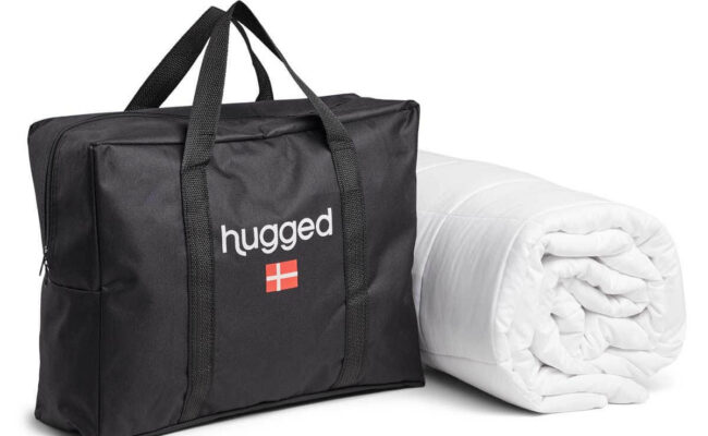 Bedste kugledyne fra Hugged